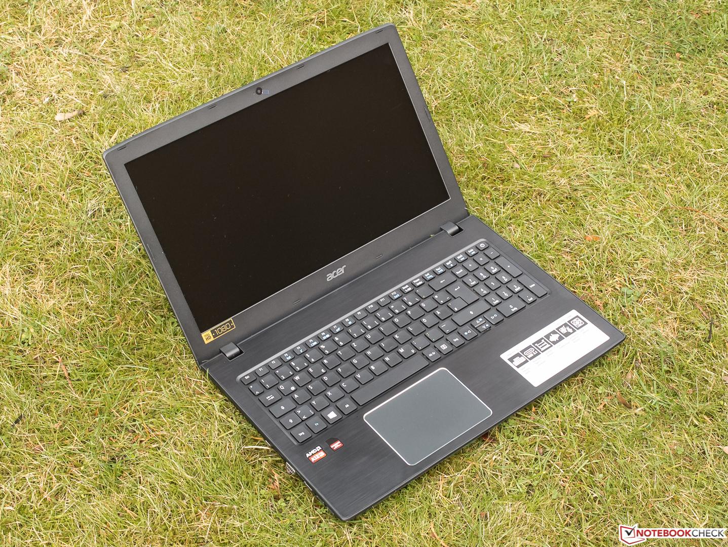 Acer Aspire E5-553G Windows