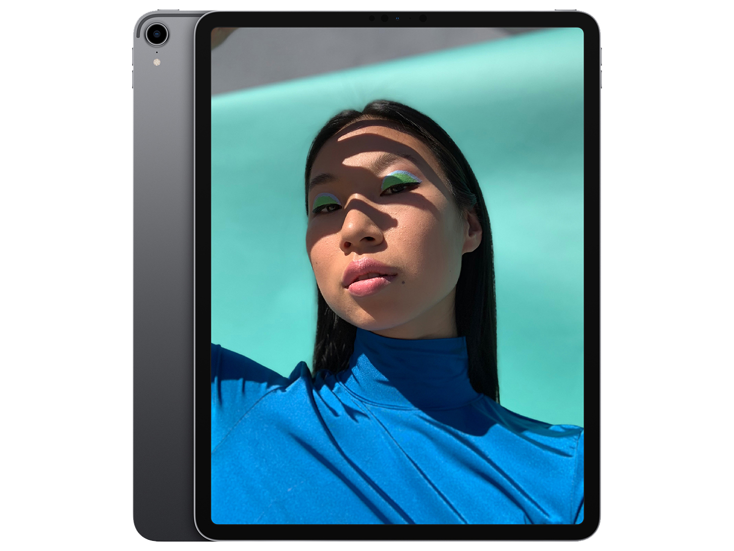 Планшет Apple iPad Pro 12 9 (2018, LTE, 256 GB)  Обзор от