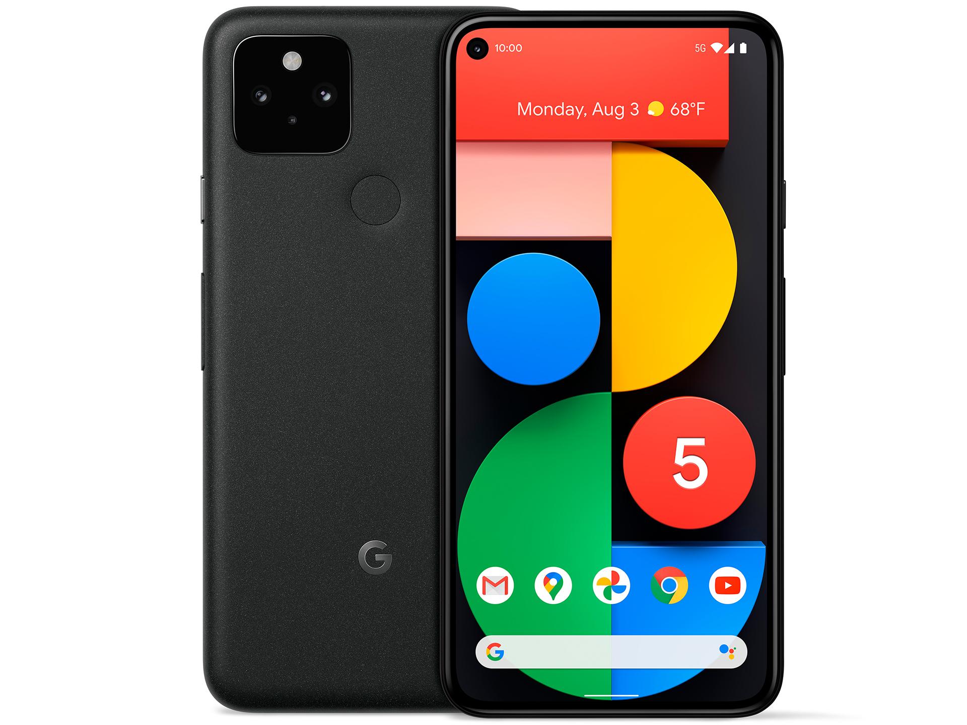 Смартфоны Google Pixel 5