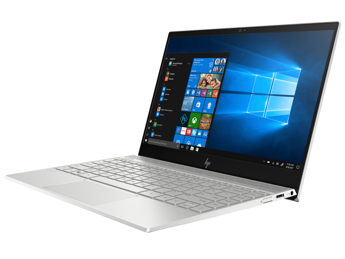 <b>Ноутбук HP Envy 13</b> (i7-8550U, MX150, SSD, FHD). Обзор от ...
