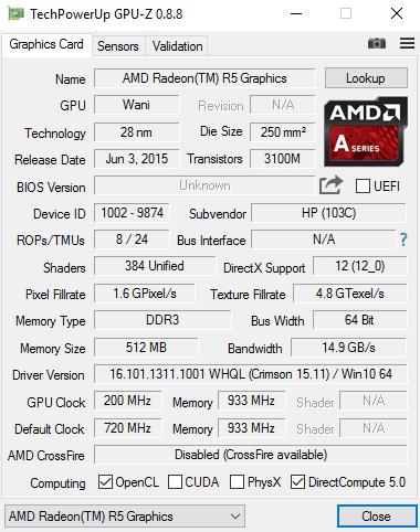 Amd Radeon R7 M440 скачать драйвер - фото 10