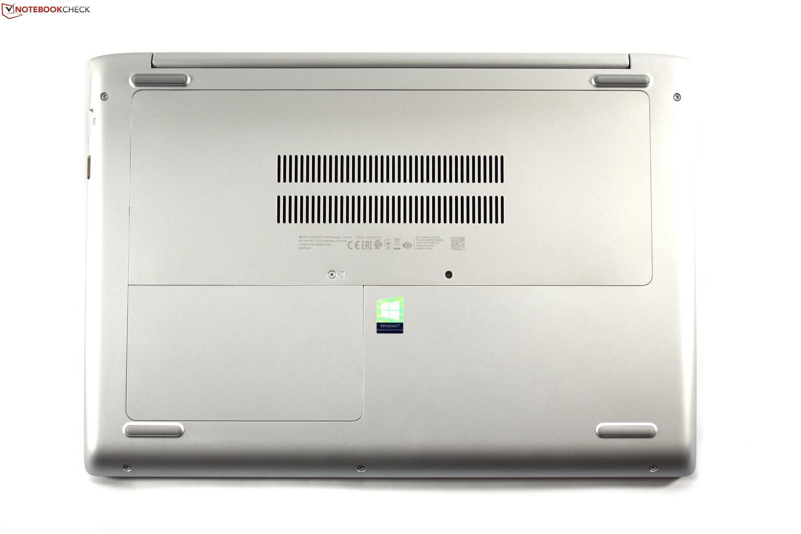 Ноутбук HP ProBook 450 G6 (Core i7-8565U, GeForce MX130)  Обзор от