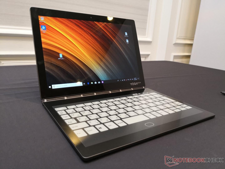 Потому что мы можем: Lenovo представила трансформер Yoga Book C930 с
