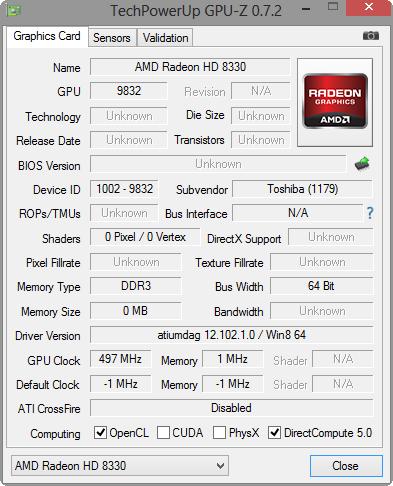 Amd Radeon Hd 8330 Драйвер Windows 7 64 Скачать - фото 10