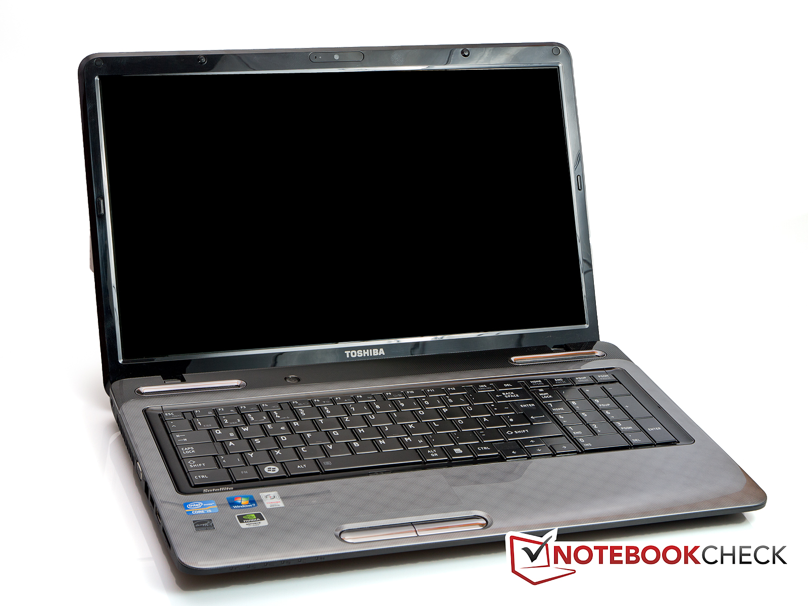 Toshiba Satellite L775 Windows