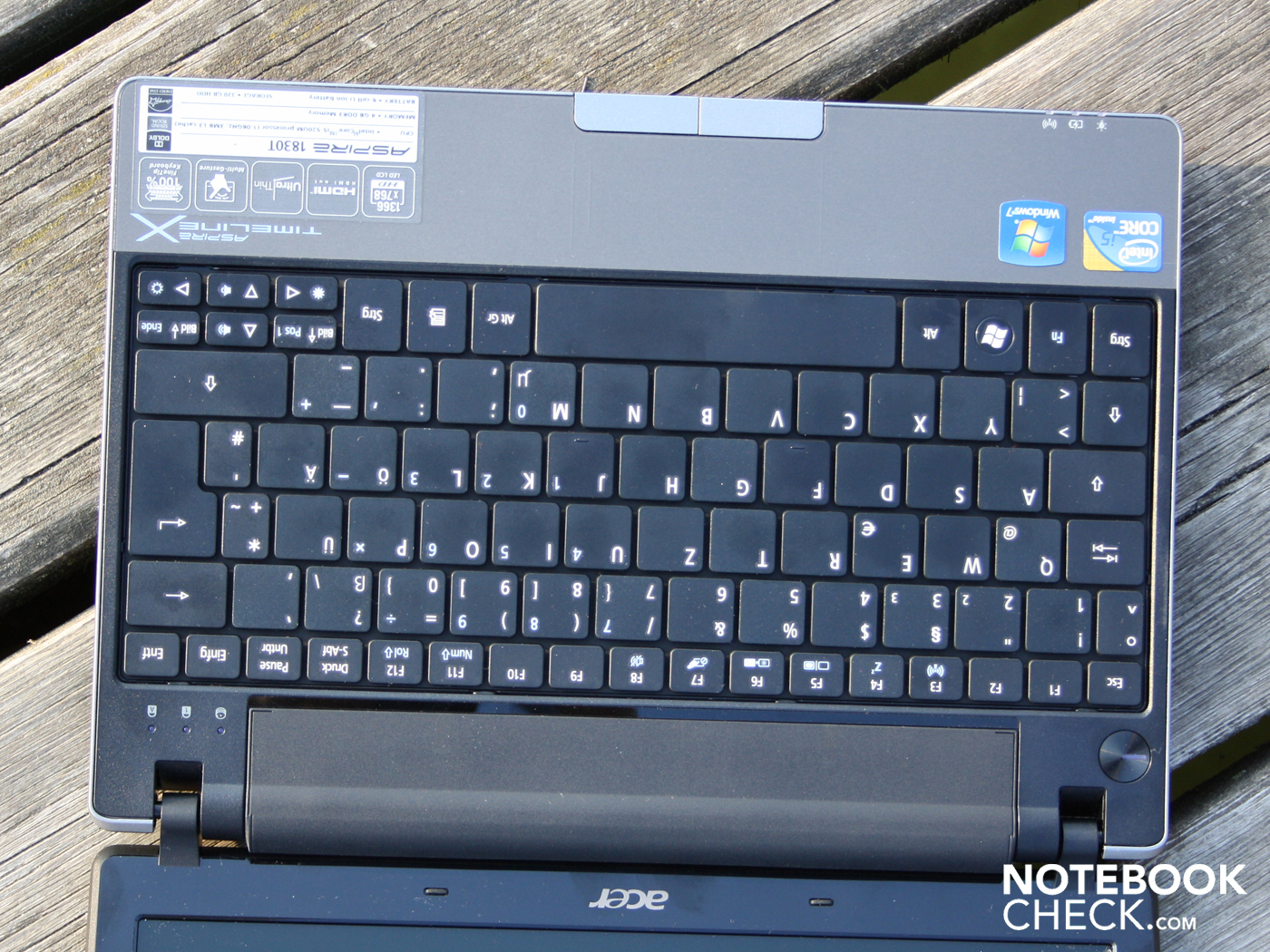 Drivers: Acer Aspire 1830 TimelineX Notebook Atheros Bluetooth