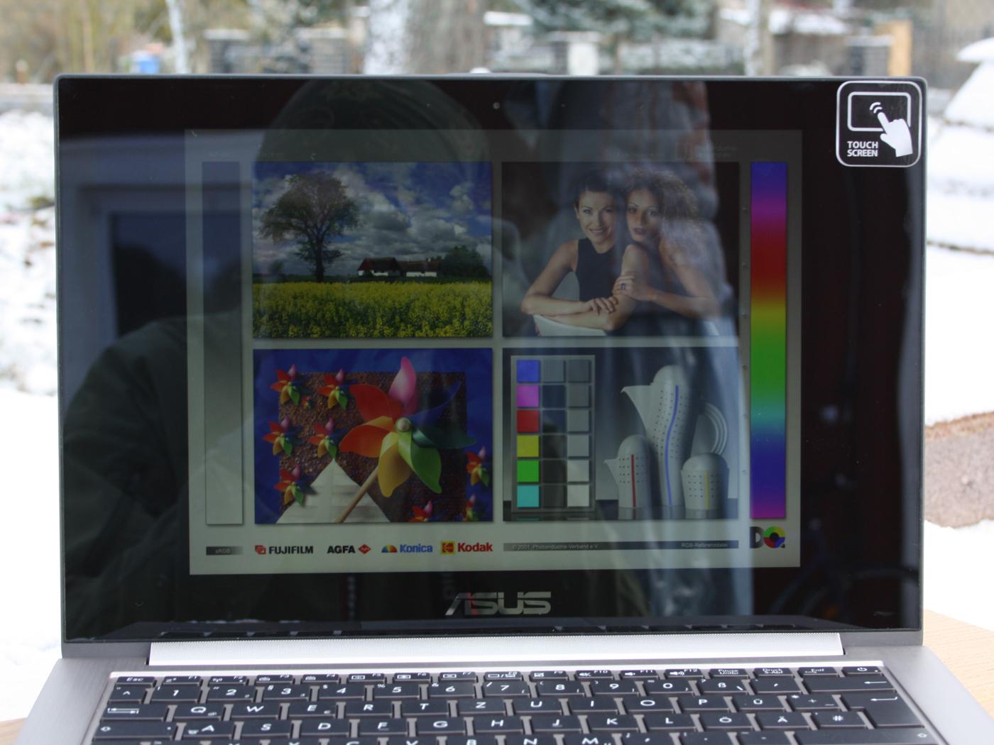 ASUS ZENBOOK Touch UX31A Keyboard Windows 8 X64