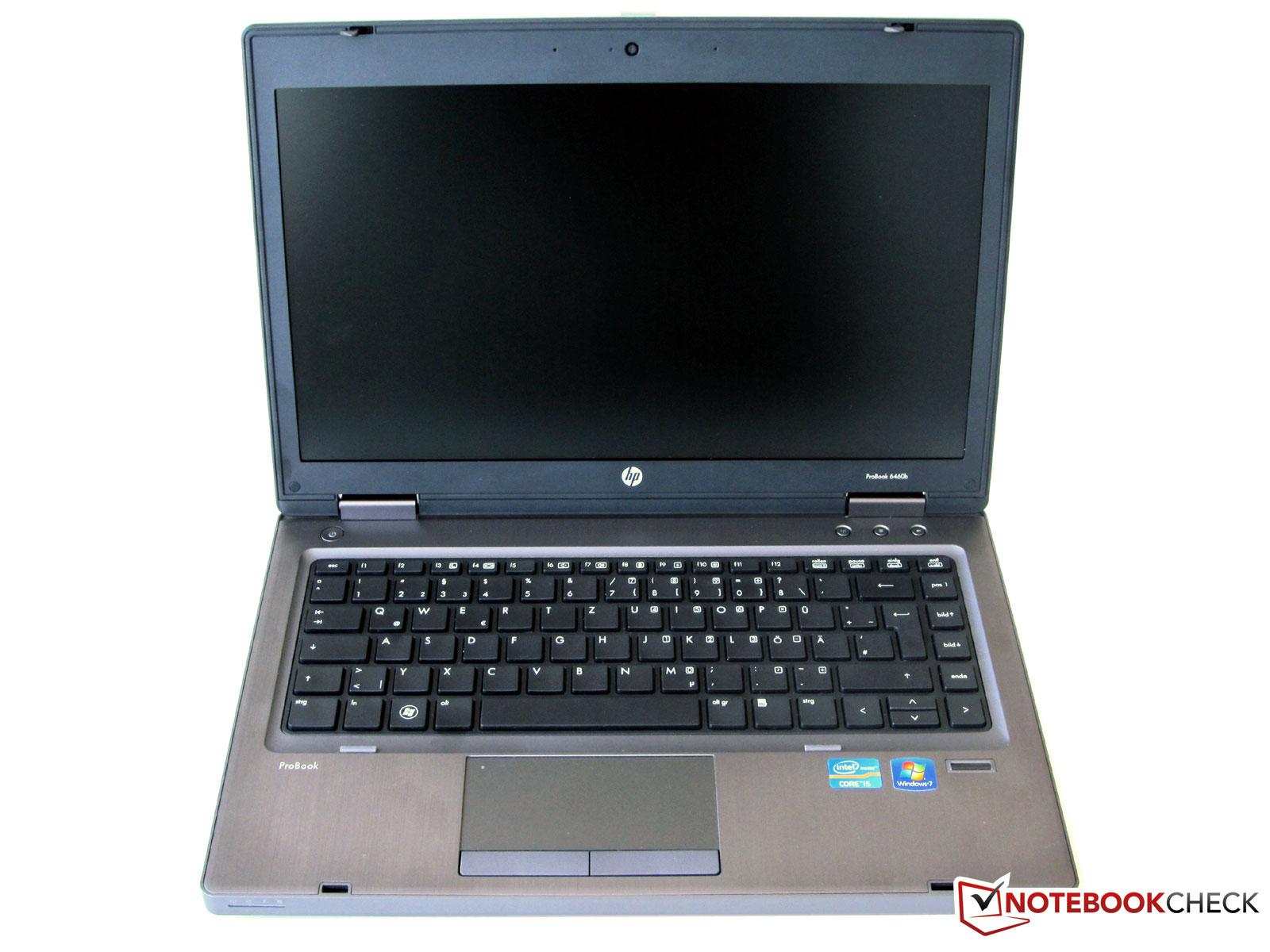 Скачать драйвера для ноутбука hp probook 6460b