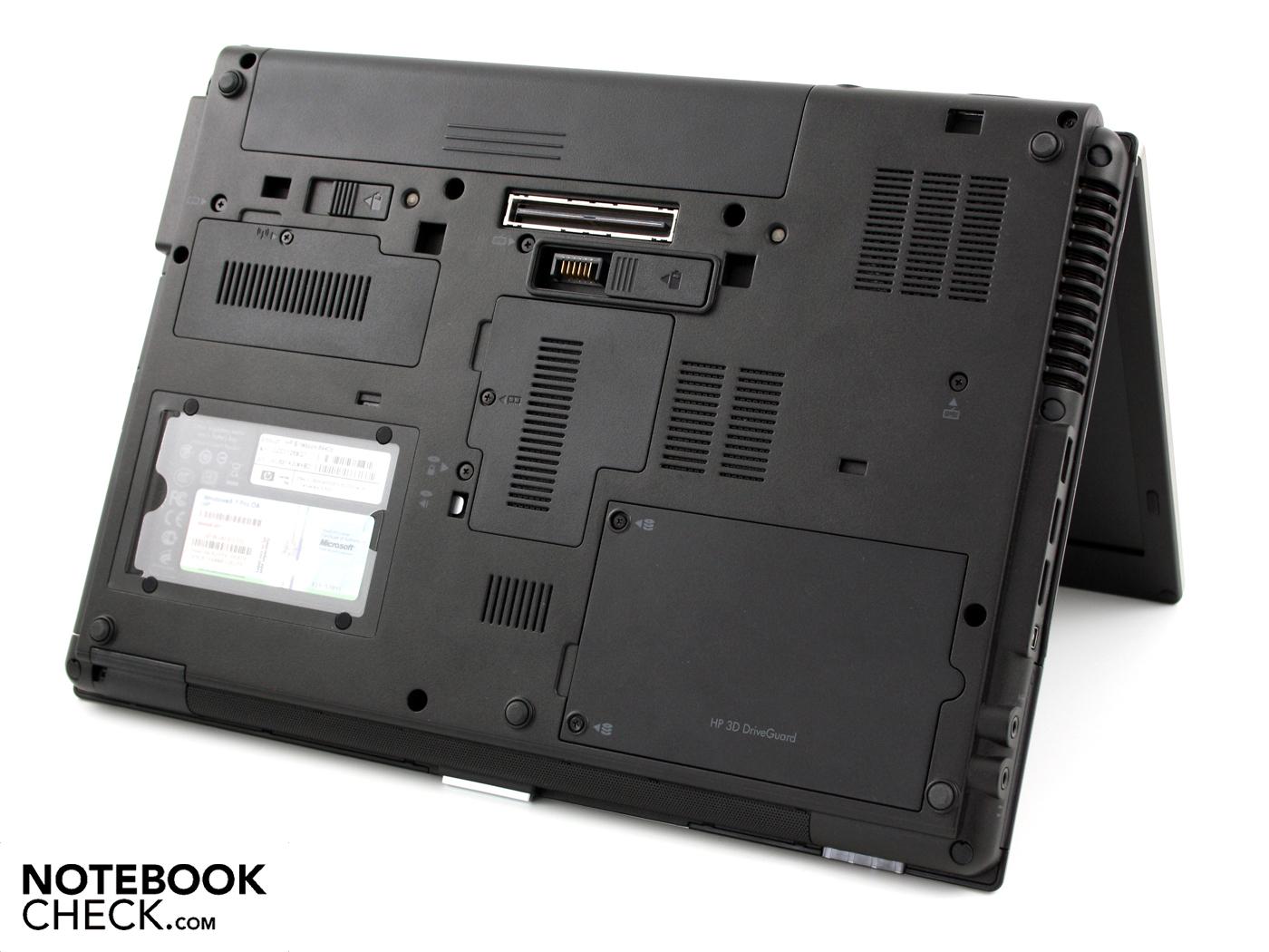 HP EliteBook 8440p Notebook Drivers (2019)