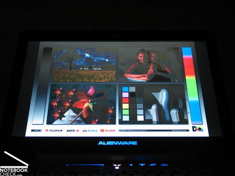 Drivers Dell Alienware Area-51 Nvidia GeForce GTX 260 Display