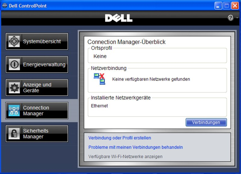 DELL CONTROLPOINT SECURITY WINDOWS 8 X64 TREIBER