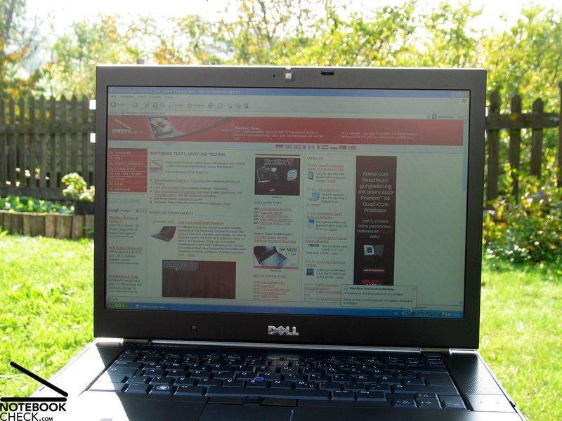 Обзор ноутбука Dell Precision M4400 - Notebookcheck-ru com