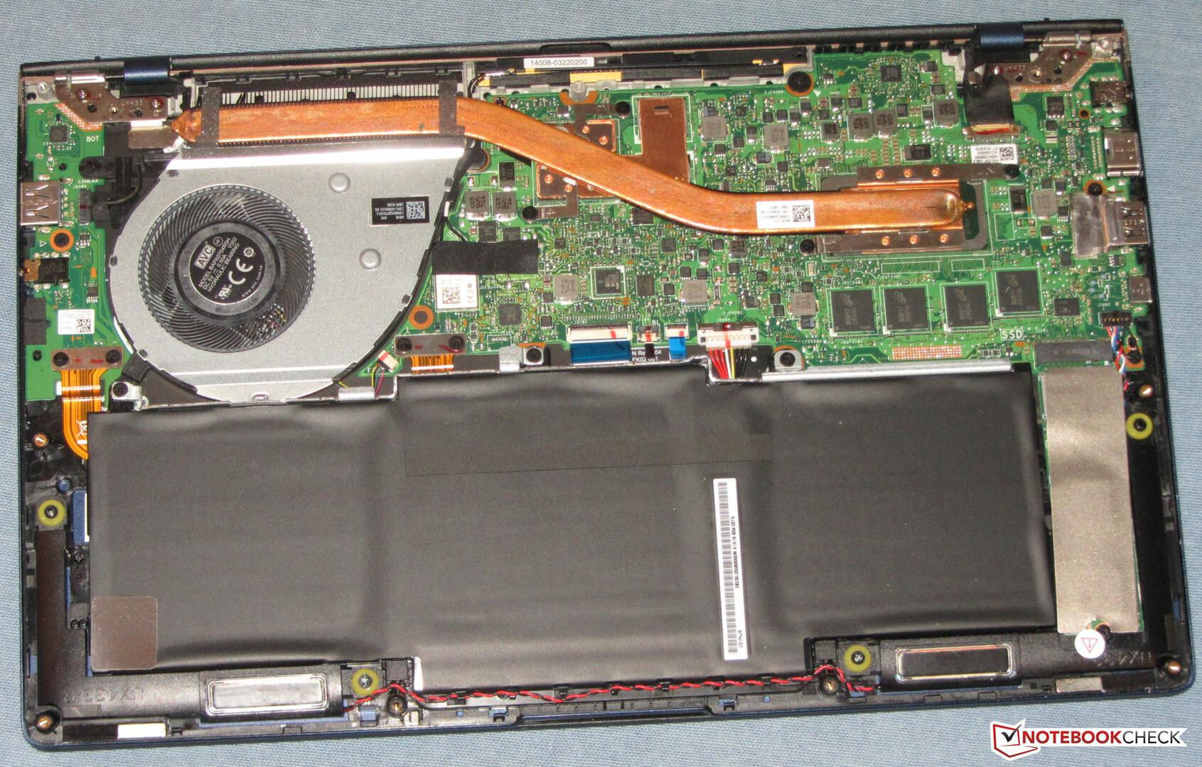 Ноутбук ASUS ZenBook 14 UX433FN (Core i7-8565U, MX150, SSD