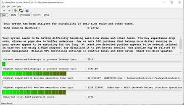 Latency Monitor