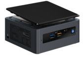 Мини-ПК Intel NUC Kit NUC8i7BEH (i7-8559U). Обзор от Notebookcheck