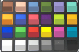 ColorChecker Passport, основная камера