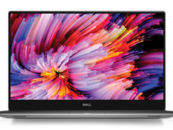 В обзоре: Dell XPS 15 9560 i7-7700HQ 4K UHD. Предоставлено Dell US