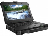 Ноутбук Dell Latitude 7424 Rugged Extreme (i7-8650U, RX540). Обзор от Notebookcheck