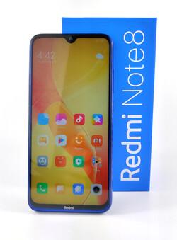 На обзоре: Xiaomi Redmi Note 8. Тестовый образец предоставлен компанией TradingShenzhen