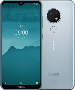 In review: Nokia 6.2. Test device courtesy of notebooksbilliger.de