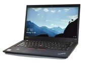Ноутбук Lenovo ThinkPad T490 (i7, MX250, Low Power FHD). Обзор от Notebookcheck