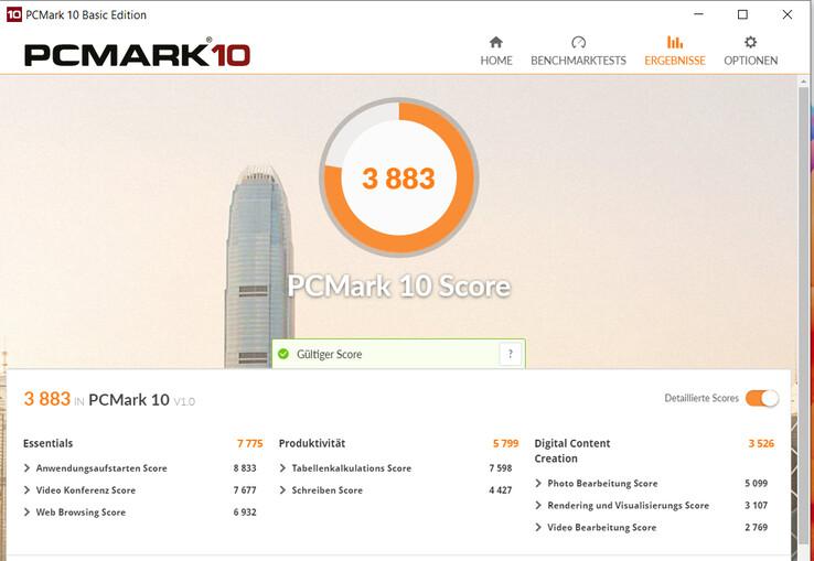 PC Mark 10