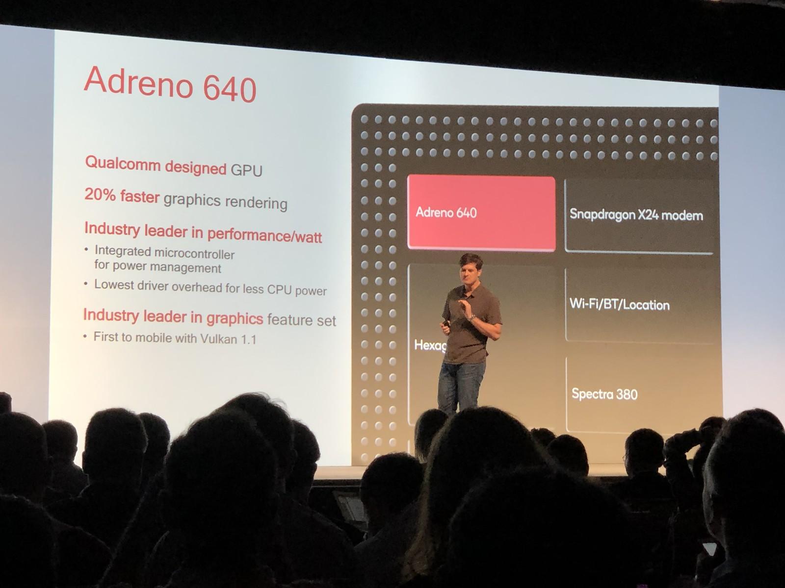 Qualcomm Adreno 640 - Notebookcheck-ru com