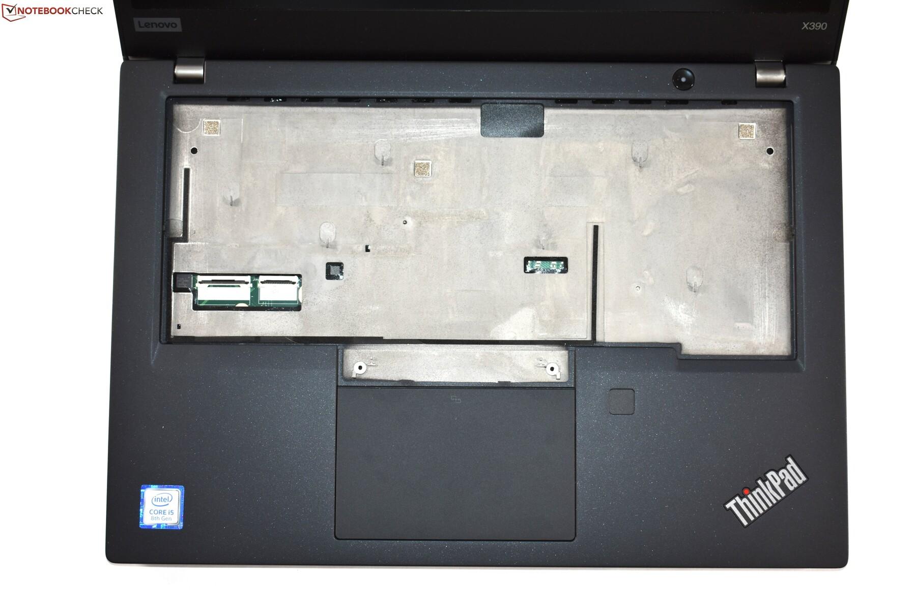 Ноутбук Lenovo ThinkPad X390 (i5-8265U, FHD)  Обзор от Notebookcheck