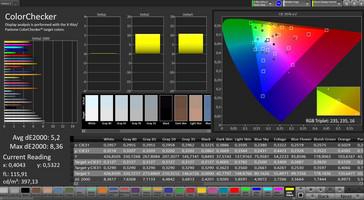 CalMAN: Color Accuracy – sRGB