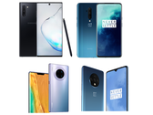 Сравнение камер: Huawei Mate 30 Pro, OnePlus 7T Pro, Samsung Galaxy Note 10 и OnePlus 7T.