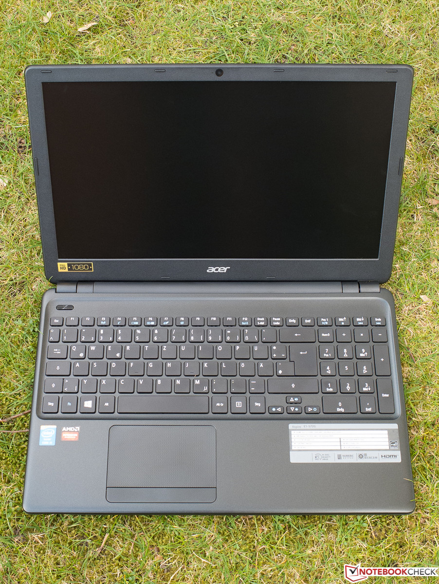 Acer Aspire E1-572P AMD Graphics 64 BIT