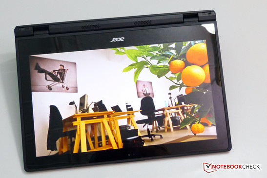 Acer Aspire Switch 12: отличный Full HD IPS-экран