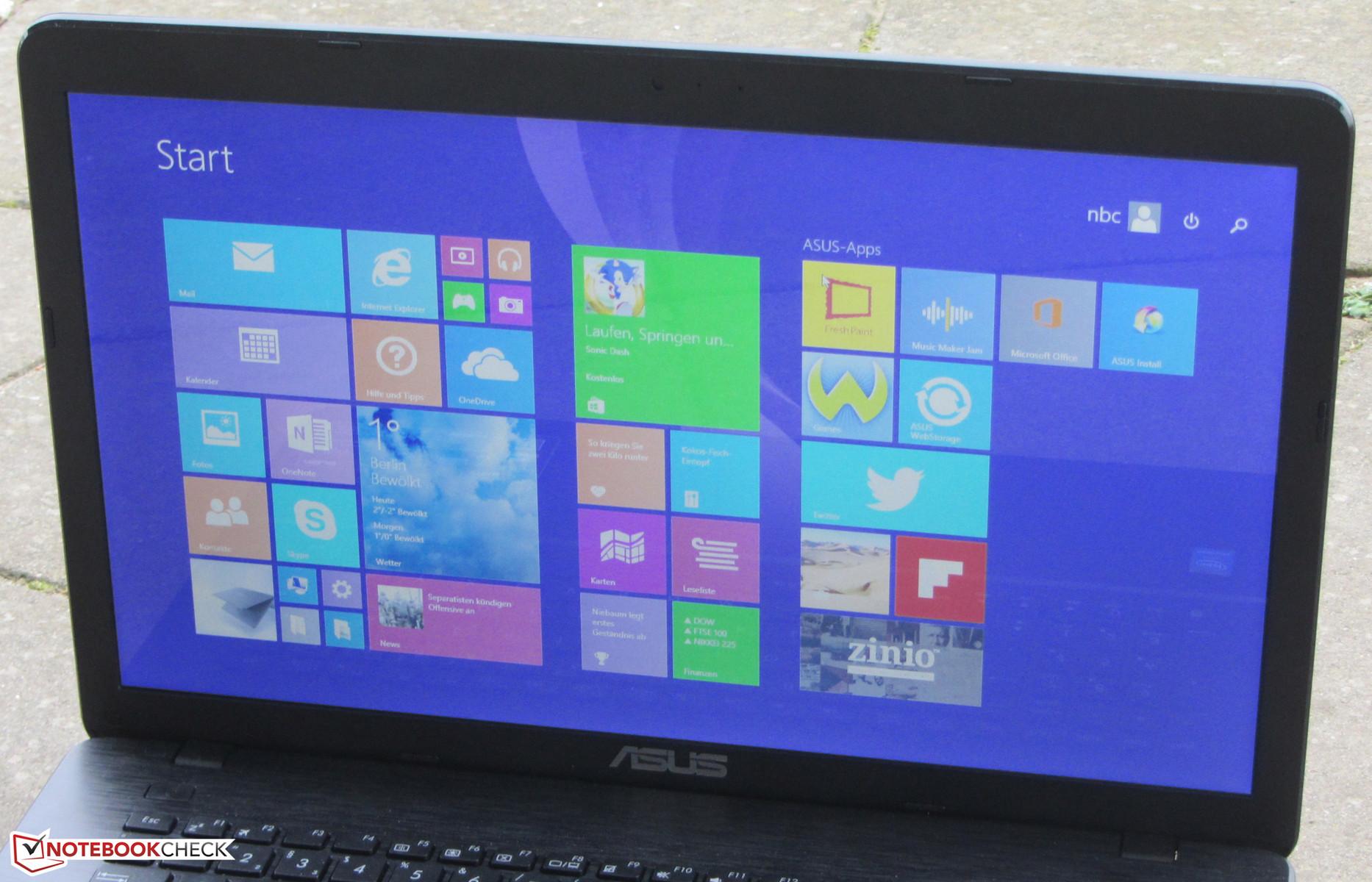 ASUS X751MA Broadcom WLAN Windows 8 X64 Driver Download