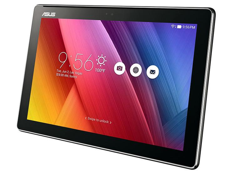 Asus ZenPad 10.0 Z300M-6A039A. Благодарим немецкий офис Asus за предоставленное устройство.