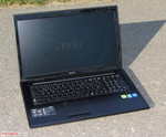 The MSI CX70-i740M281W7H