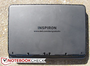 Inspiron 14r с удаленной панелью Switch Lid