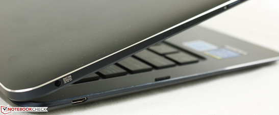 Asus transformer book t300 chi notebookcheck - Asus transformer t100 ports ...