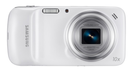 In Review: Samsung Galaxy S4 Zoom. Courtesy of: Samsung.