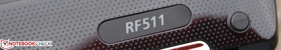Samsung RF511 (NP-RF511-S05DE): The quad core all-rounder for demanding customers?