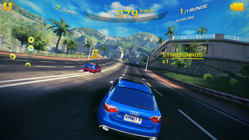 Asphalt 8: Airbourne
