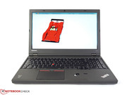 В обзоре: Lenovo ThinkPad W541.