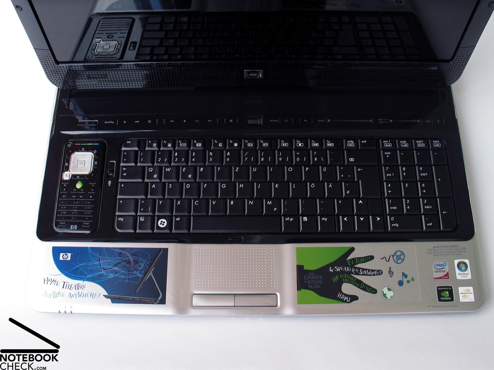 HP PAVILION HDX9200 TREIBER