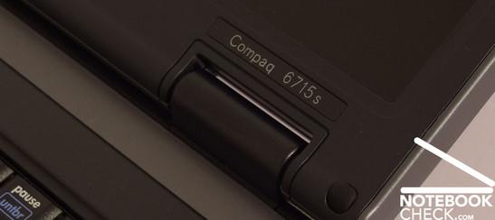 Обзор ноутбука HP Compaq 6715s