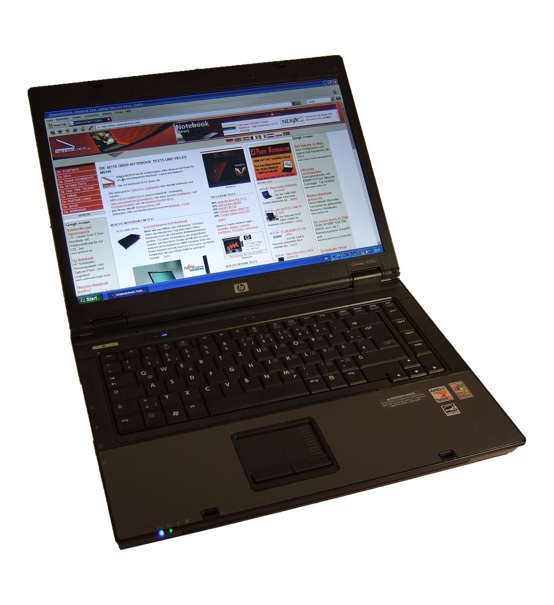 HP COMPAQ 6715S LAN DRIVER FOR WINDOWS MAC