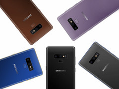 Фаблеты Samsung Galaxy Note 9
