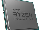 32-ядерный Threadripper Zen 2 имеет 120 МБ кэш-памяти третьего уровня. (Изображение: AMD)