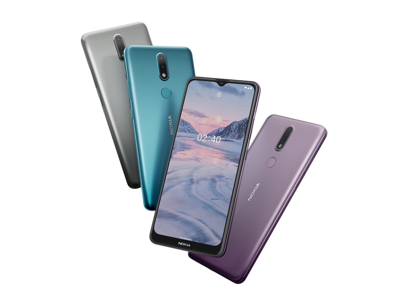 Nokia 2.4 - Notebookcheck-ru.com
