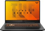 Asus TUF A17 FX706