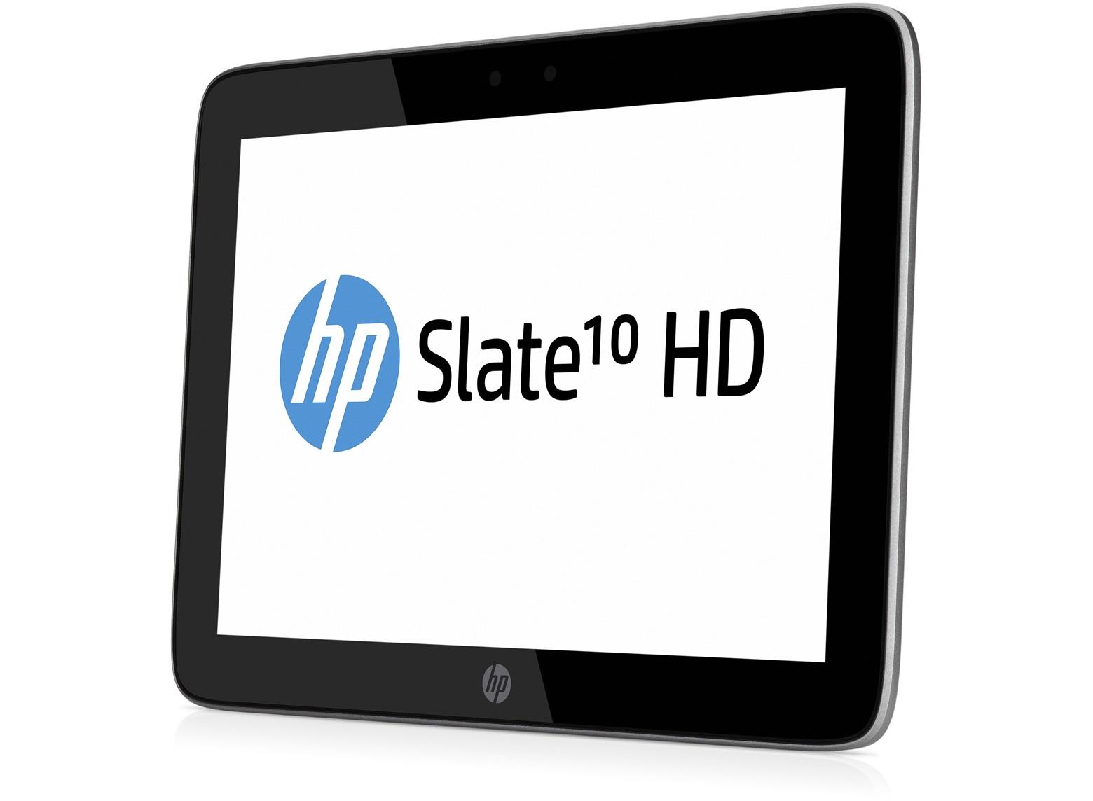 Обзор планшета HP Slate 10 HD 3500eg