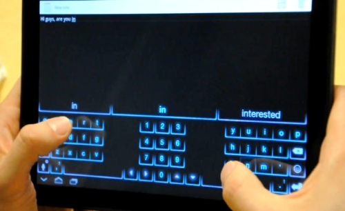 Скачать виртуальную клавиатуру на андроид